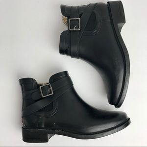 Chooka Rubber Ankle Boots Sz. 6